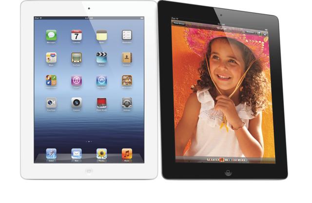 iPad med iPhoto